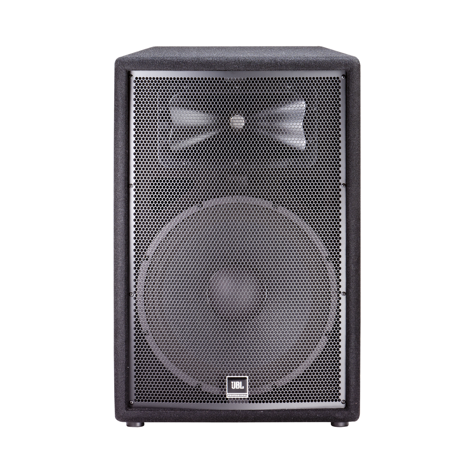 "JBL JRX215 - Black - 15"" Two-Way Sound Reinforcement Loudspeaker System - Front"