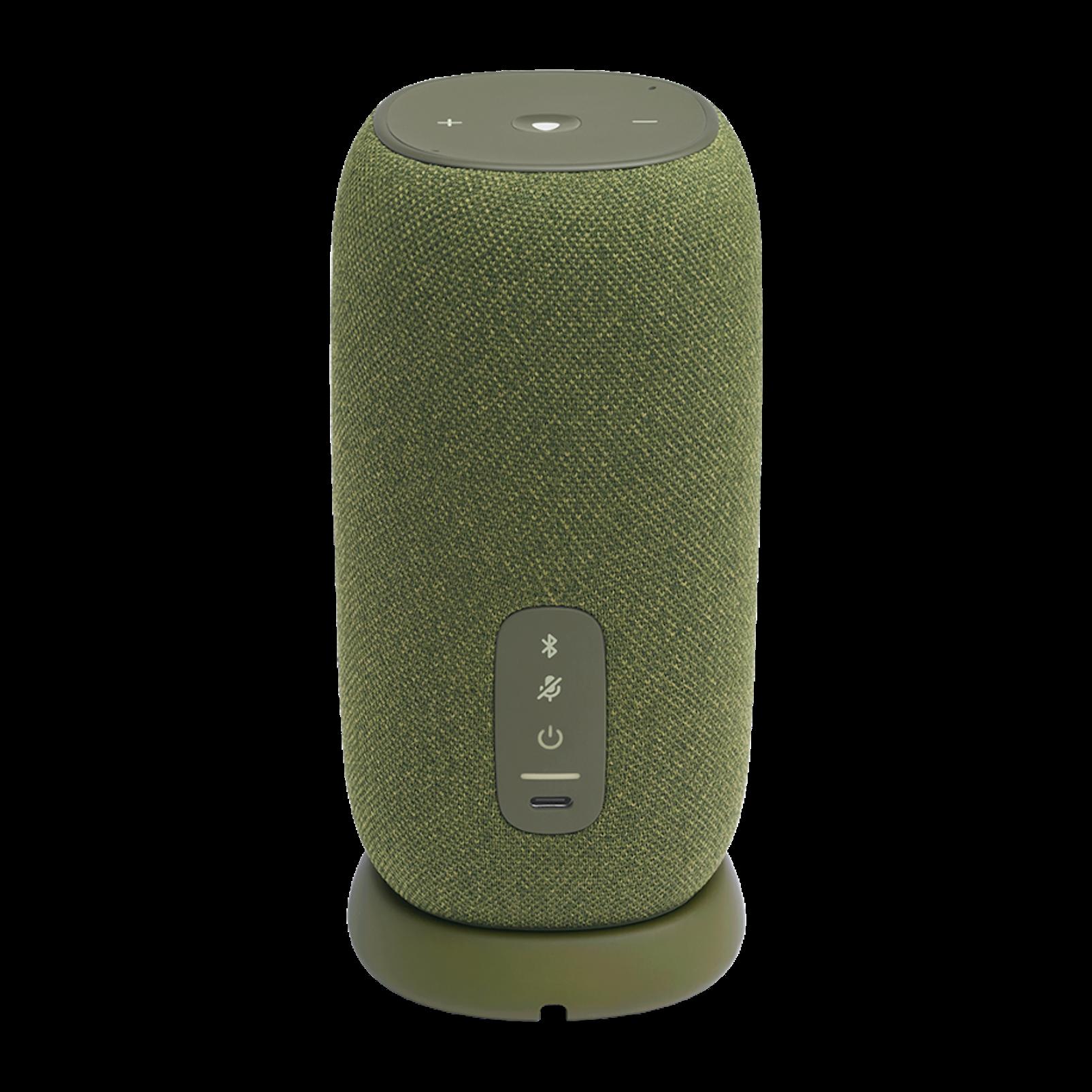 Link Portable Yandex - Green - Back
