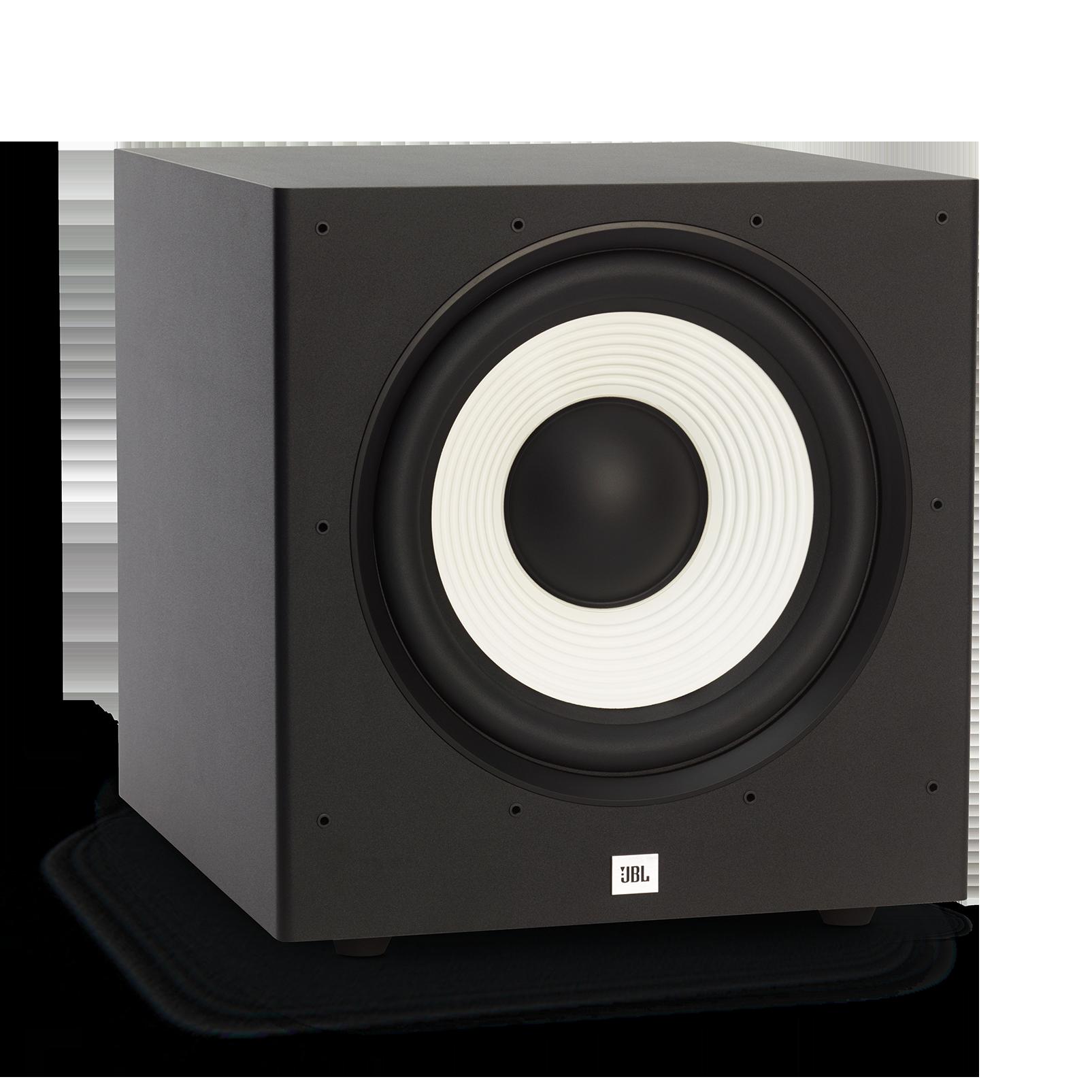 JBL Stage A120P - Black - Home Audio Loudspeaker System - Detailshot 1
