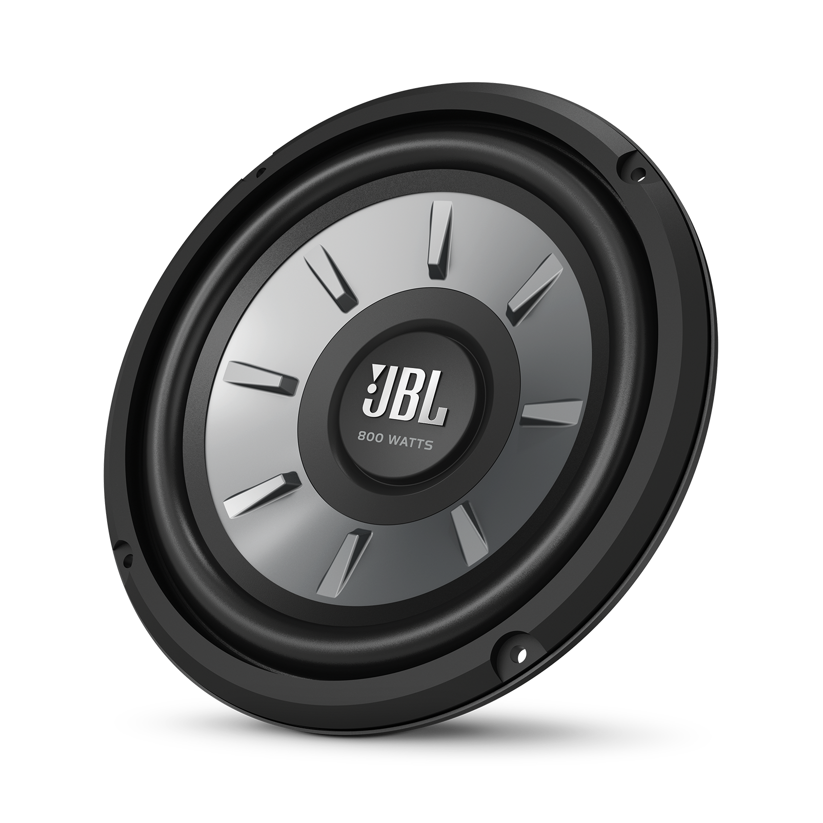 "JBL Stage 810 Subwoofer - Black - JBL Stage Car Subwoofers 8"" (200mm) - Hero"