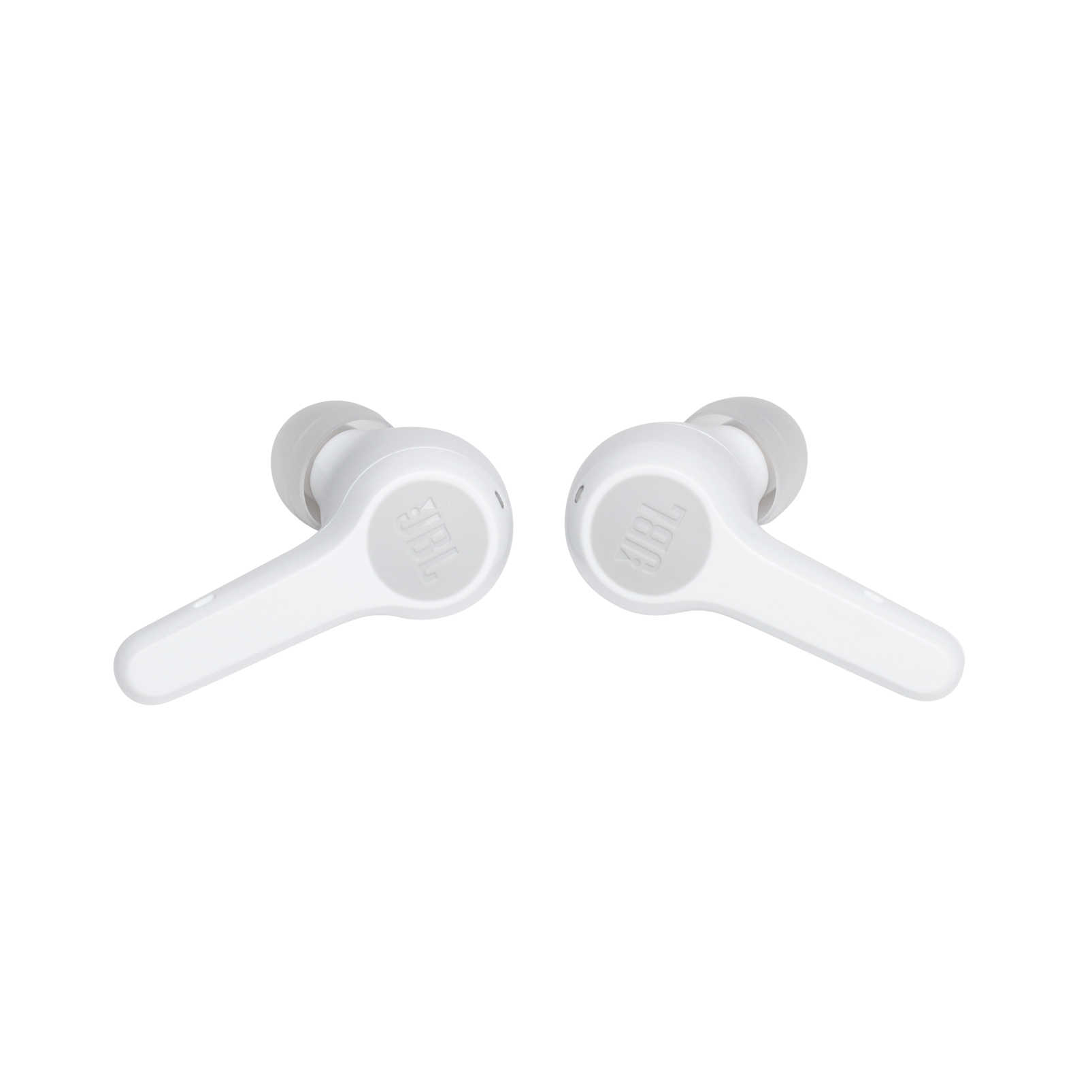 JBL Tune 215TWS - White - True wireless earbud headphones - Detailshot 3