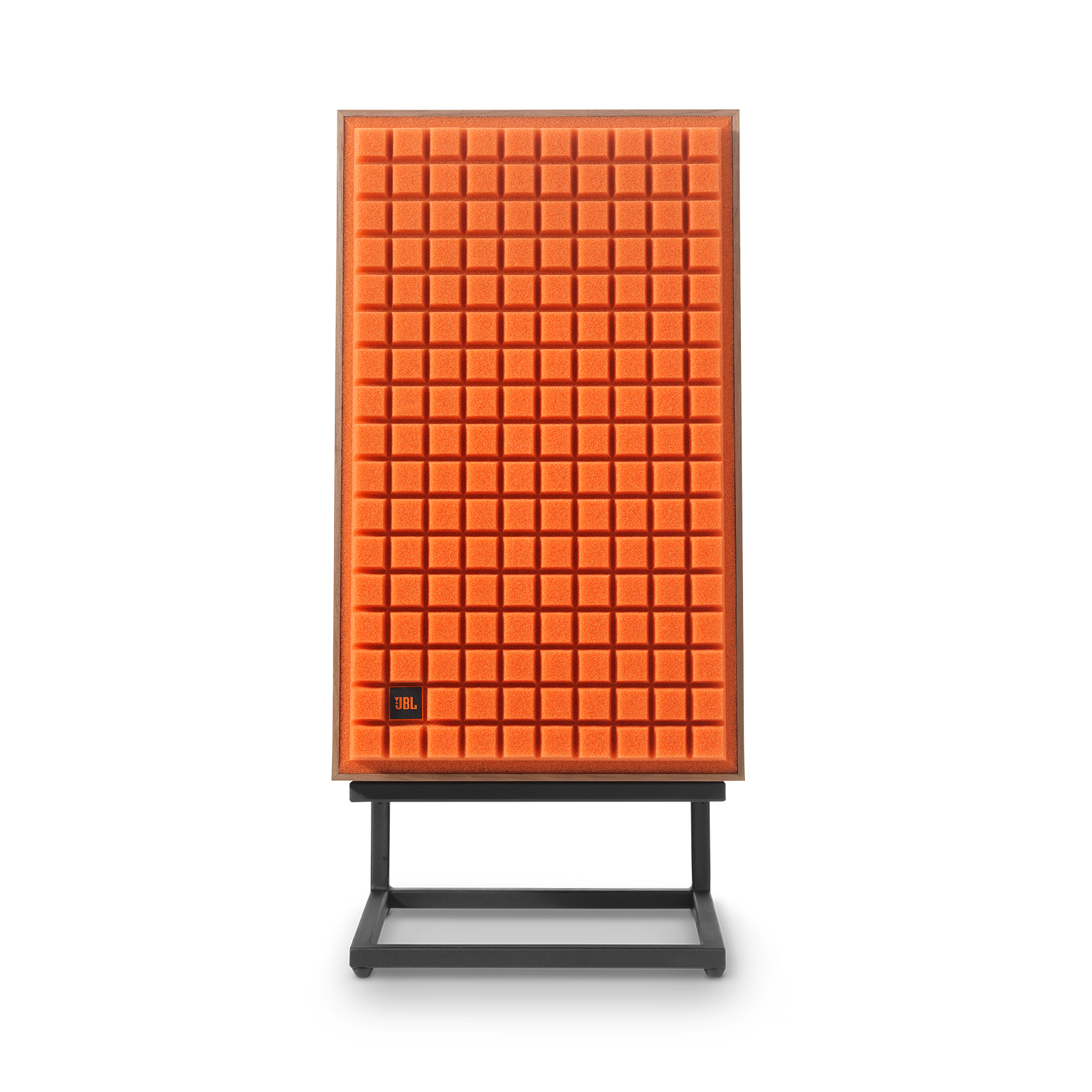 "L100 Classic - Orange - 12"" 3-way Bookshelf Loudspeaker - Front"