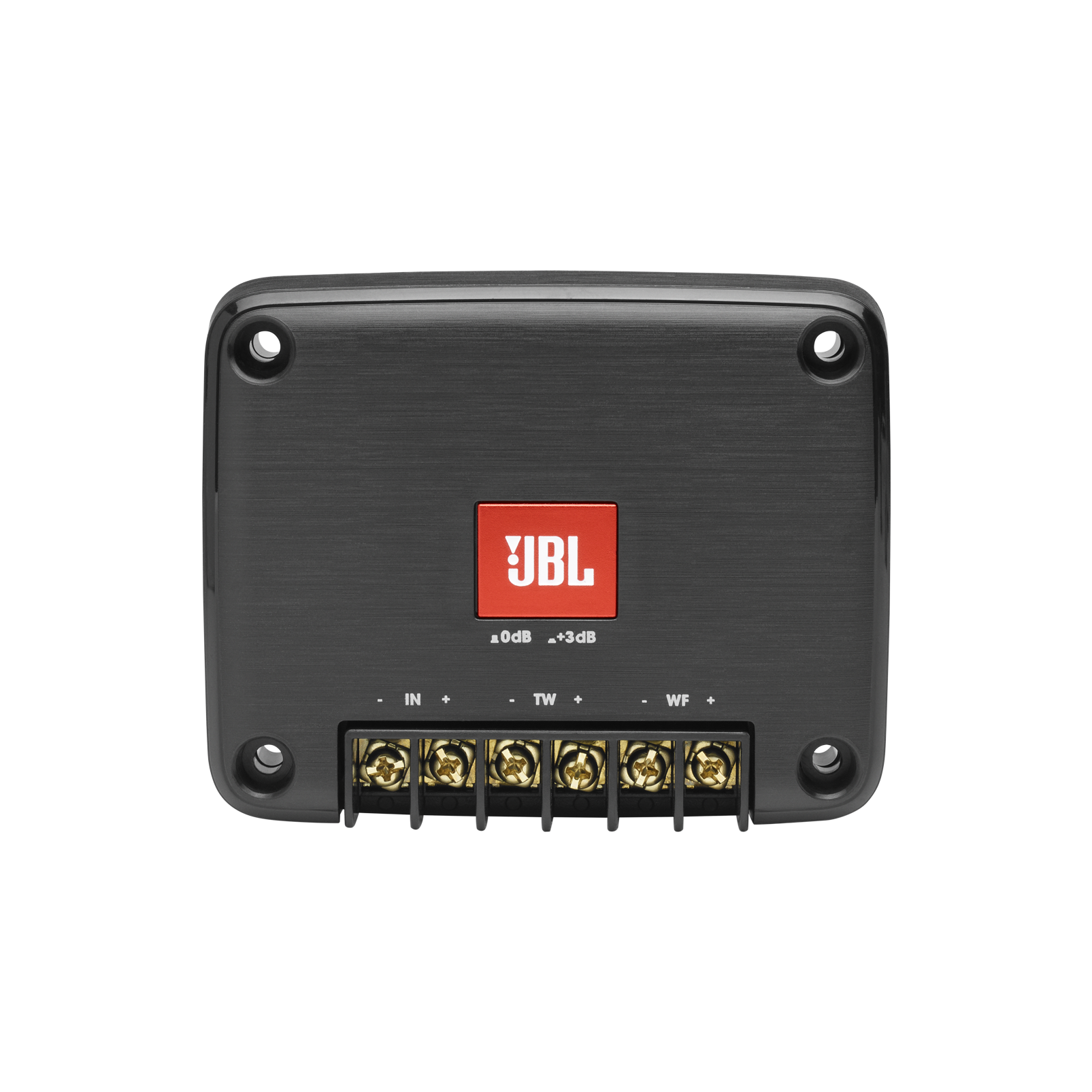 Club 605CSQ - Black - JBL upgrade sound is now accessible in more vehicles - Front