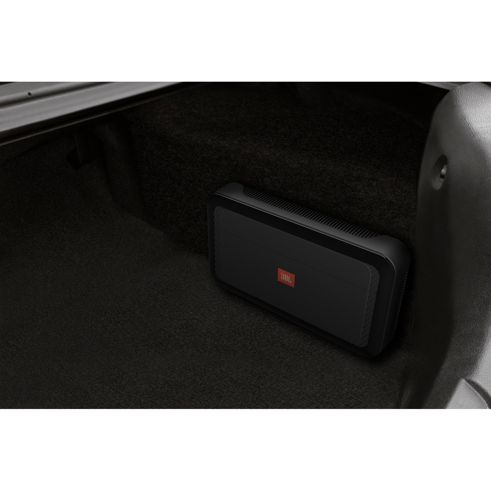 Club A754 - Black - High performance 4 channel car amplifier - Detailshot 3