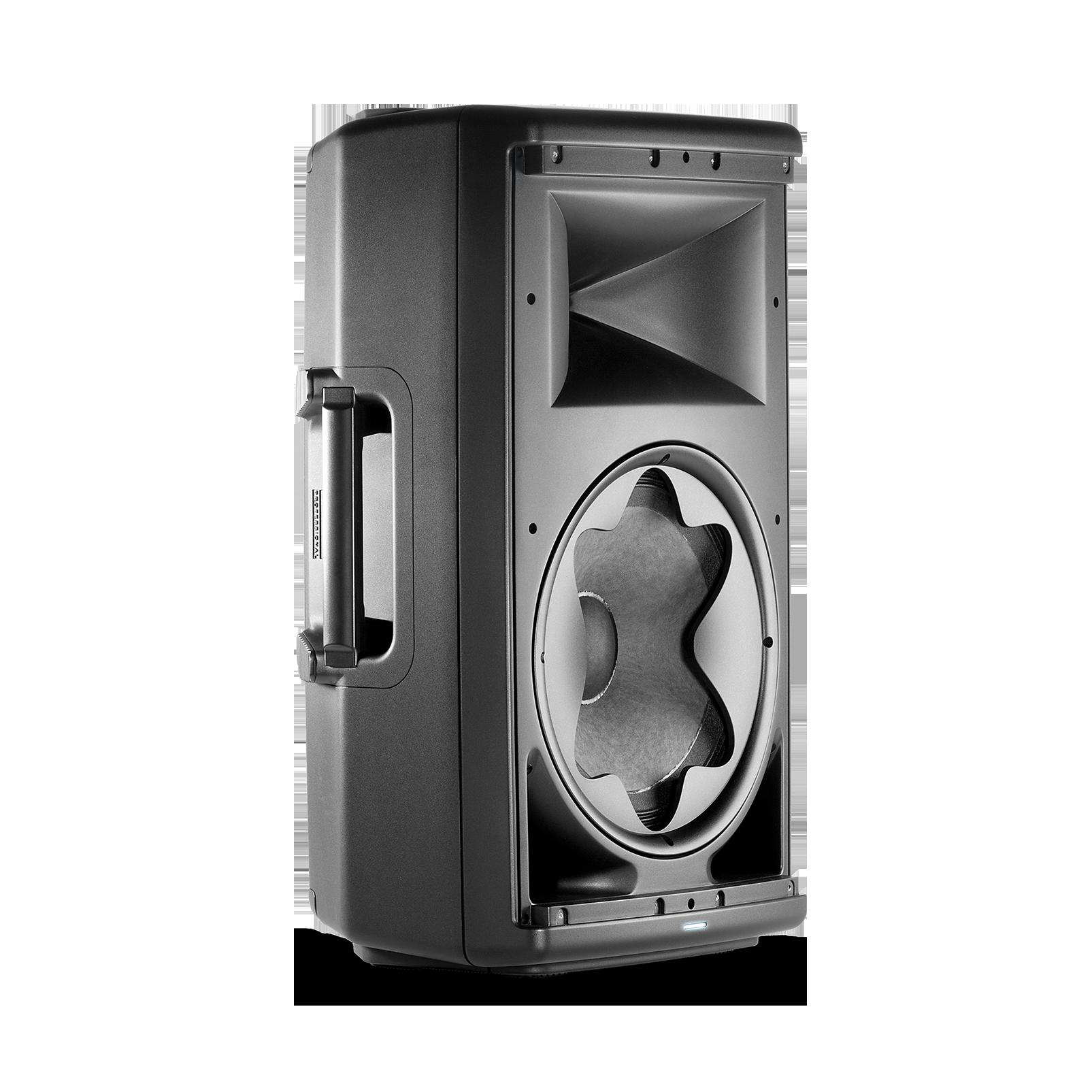 "JBL EON612 - Black - 12"" (30.48 cm) Two-Way Multipurpose Self-Powered Sound Reinforcement - Detailshot 2"