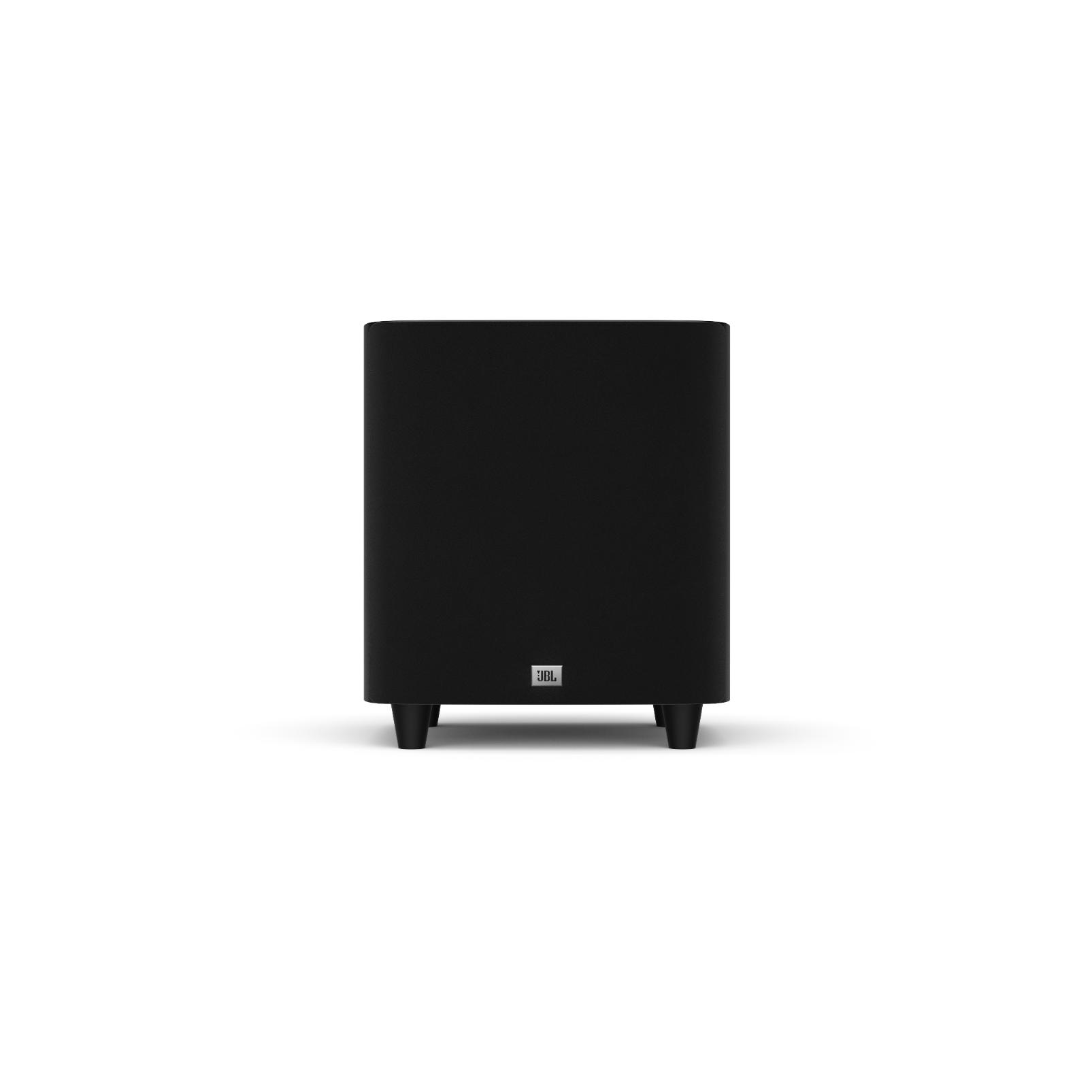 JBL STUDIO 650P - Dark Wood - Home Audio Loudspeaker System - Front