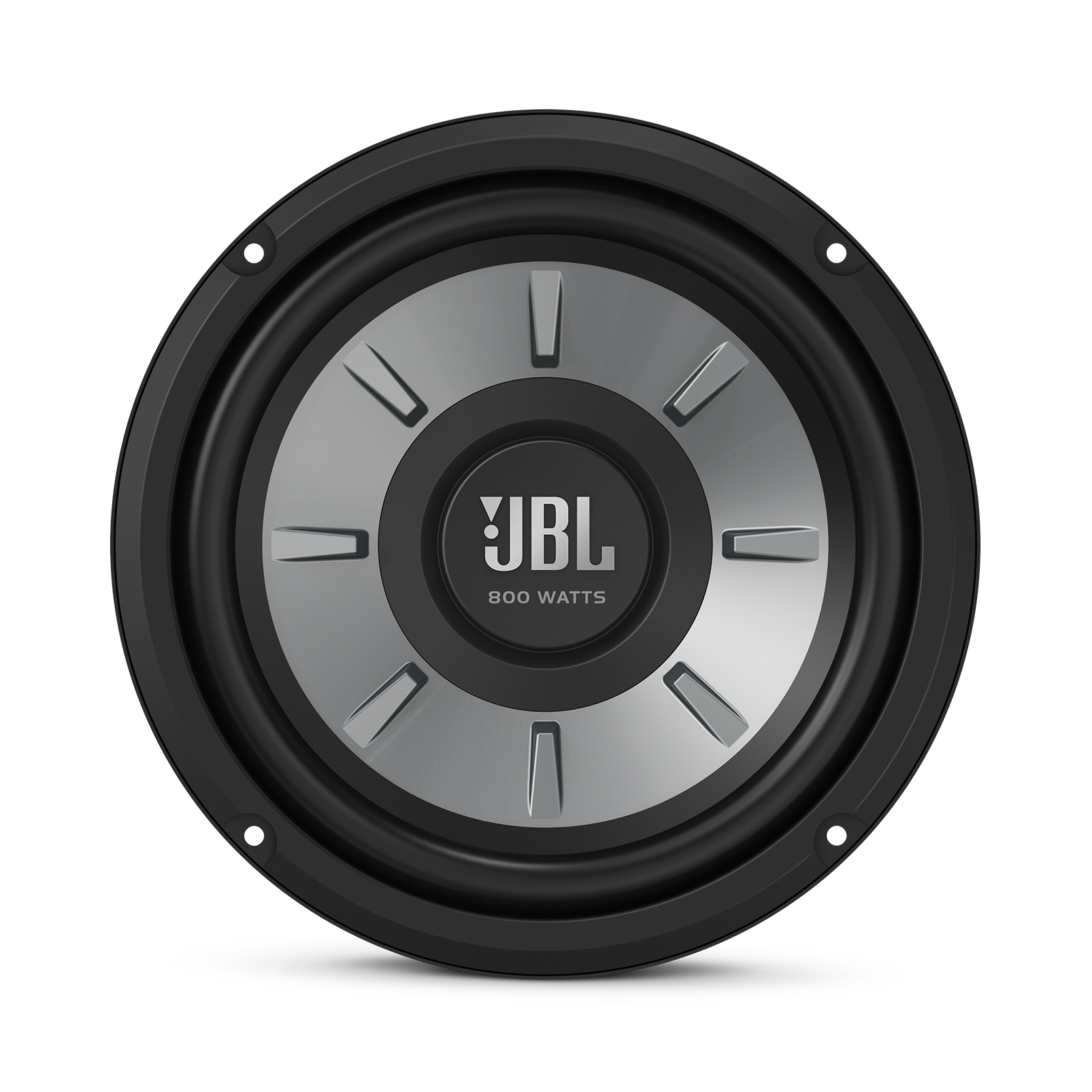 "JBL Stage 810 Subwoofer - Black - JBL Stage Car Subwoofers 8"" (200mm) - Front"