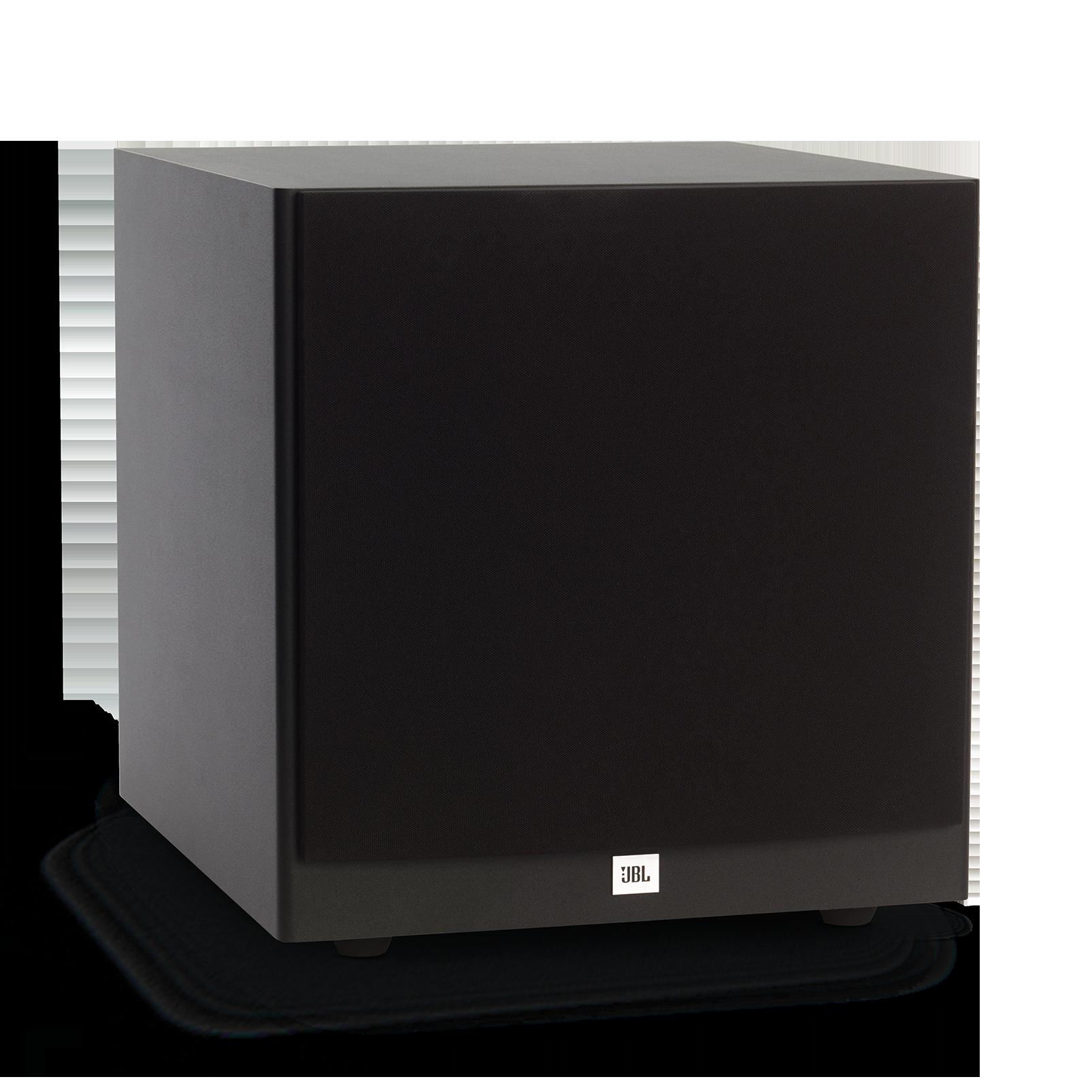 JBL Stage A120P - Black - Home Audio Loudspeaker System - Hero