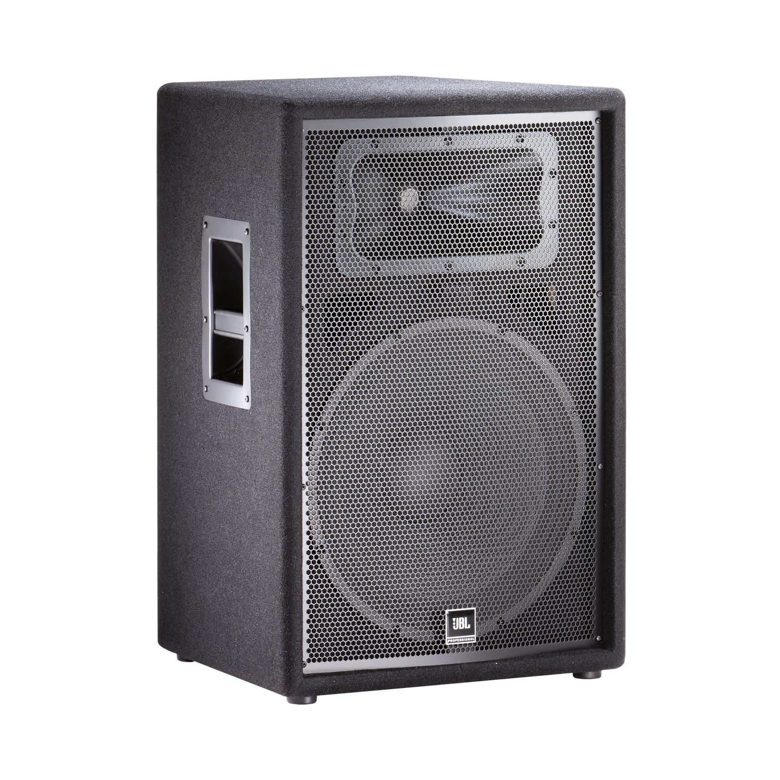 "JBL JRX215 - Black - 15"" Two-Way Sound Reinforcement Loudspeaker System - Hero"