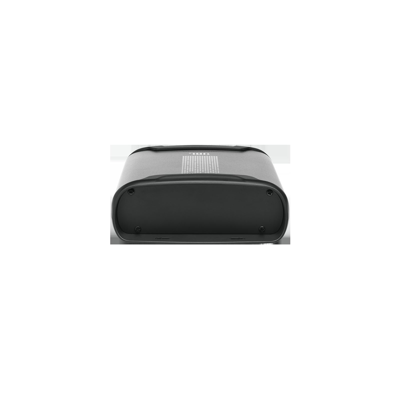 JBL DSP Amplifier DSP4086 - Black - Back