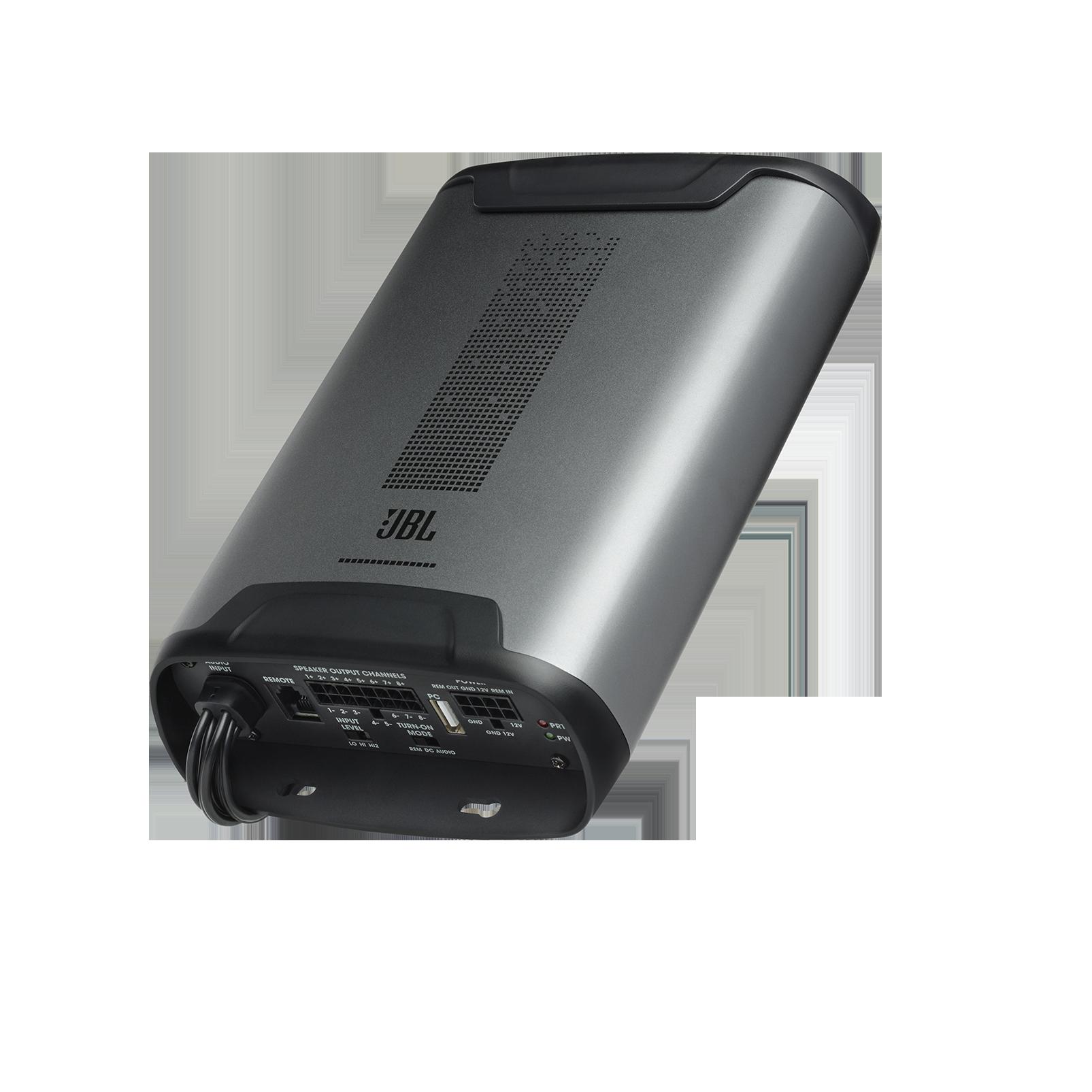 JBL DSP Amplifier DSP4086 - Black - Detailshot 4