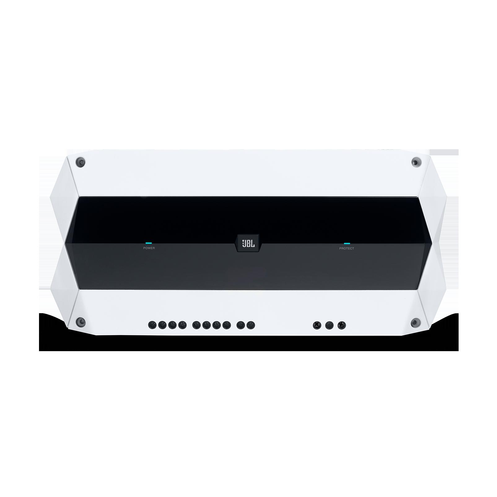 JBL Marine MA4505 - White Matte - Multi-element high-performance, 5-channel amplifier - Detailshot 4