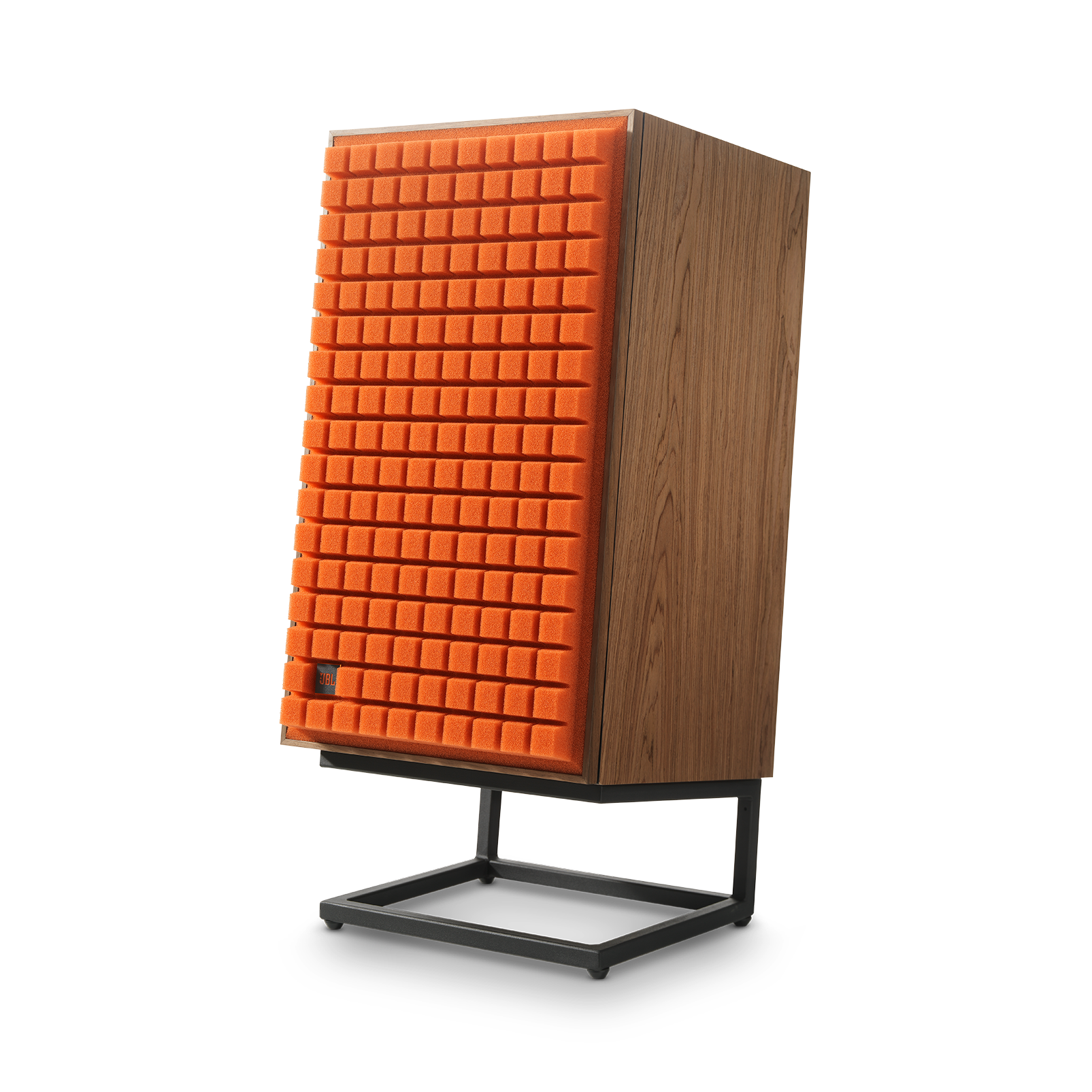 "L100 Classic - Orange - 12"" 3-way Bookshelf Loudspeaker - Detailshot 2"