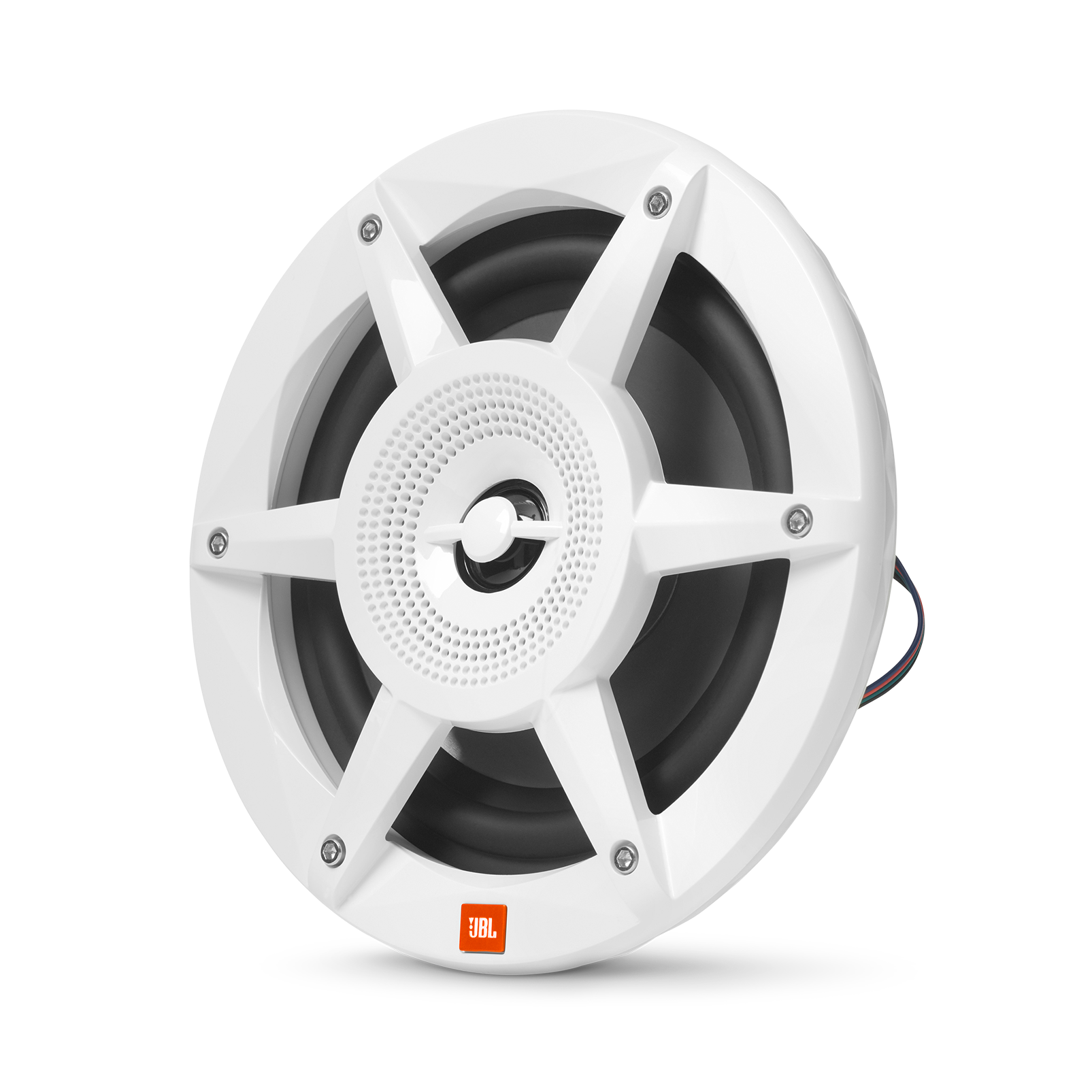 JBL Stadium Marine M6520 - White - Take JBL concert level sound to the high seas. - Hero