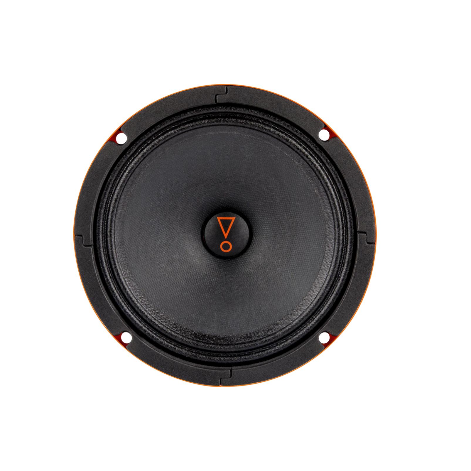 JBL Shock Wave 100W65 - Black - Embrace JBL Shock Wave, make your life louder - Front