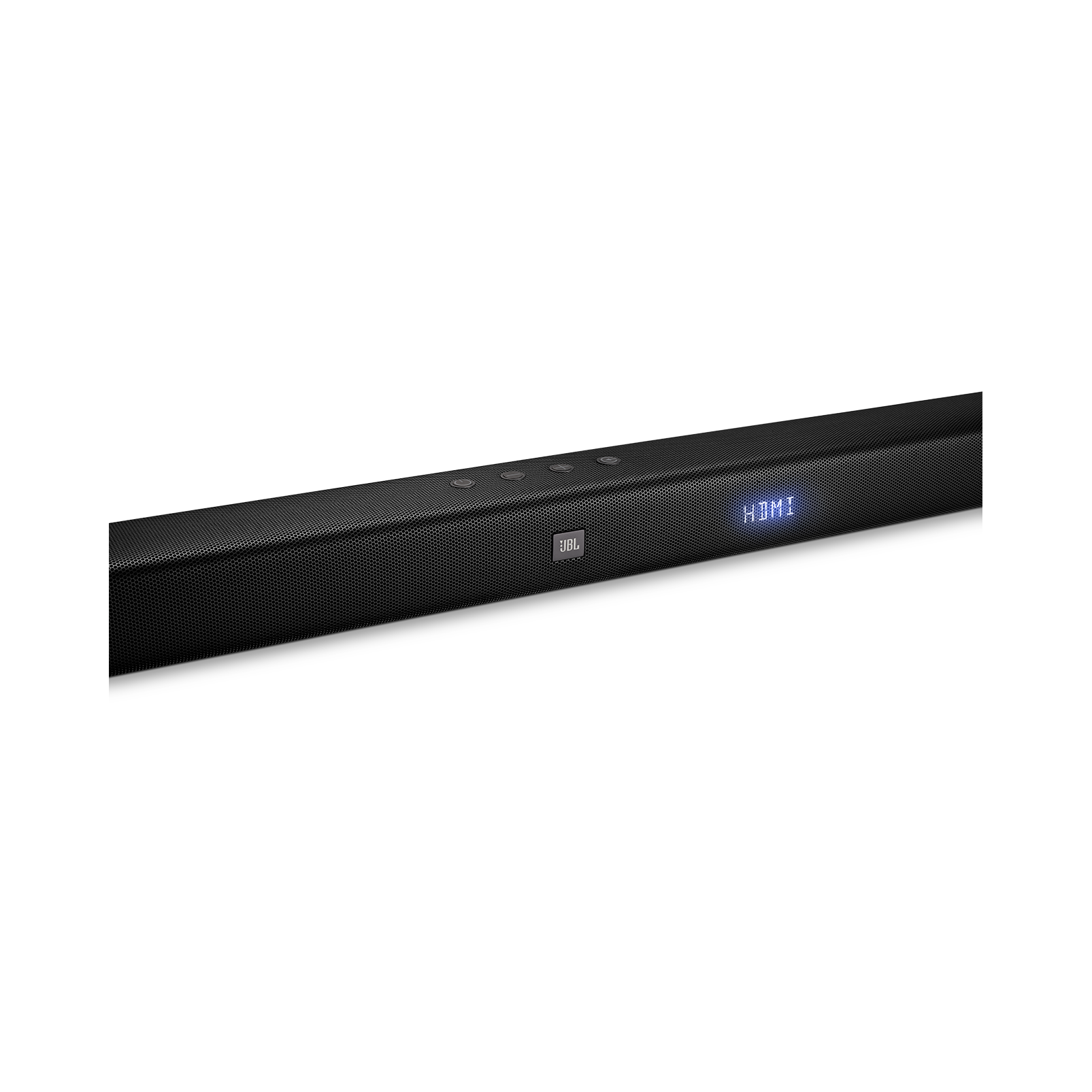 JBL Bar 2.1 - Black - 2.1-Channel Soundbar with Wireless Subwoofer - Detailshot 2
