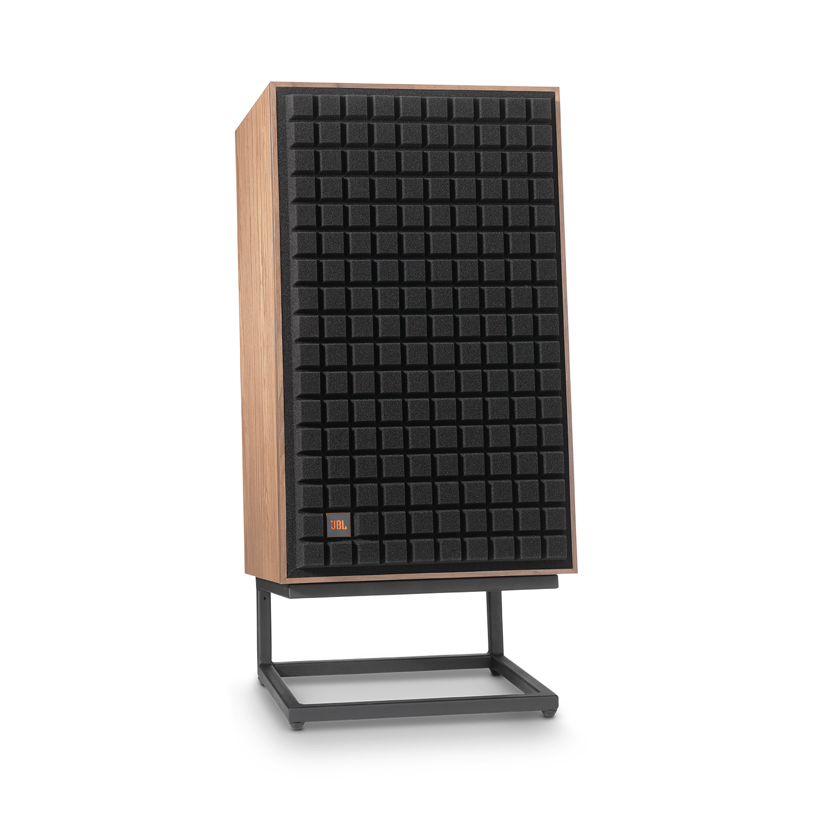 "L100 Classic - Black - 12"" (300mm) 3-way Bookshelf Loudspeaker - Detailshot 4"