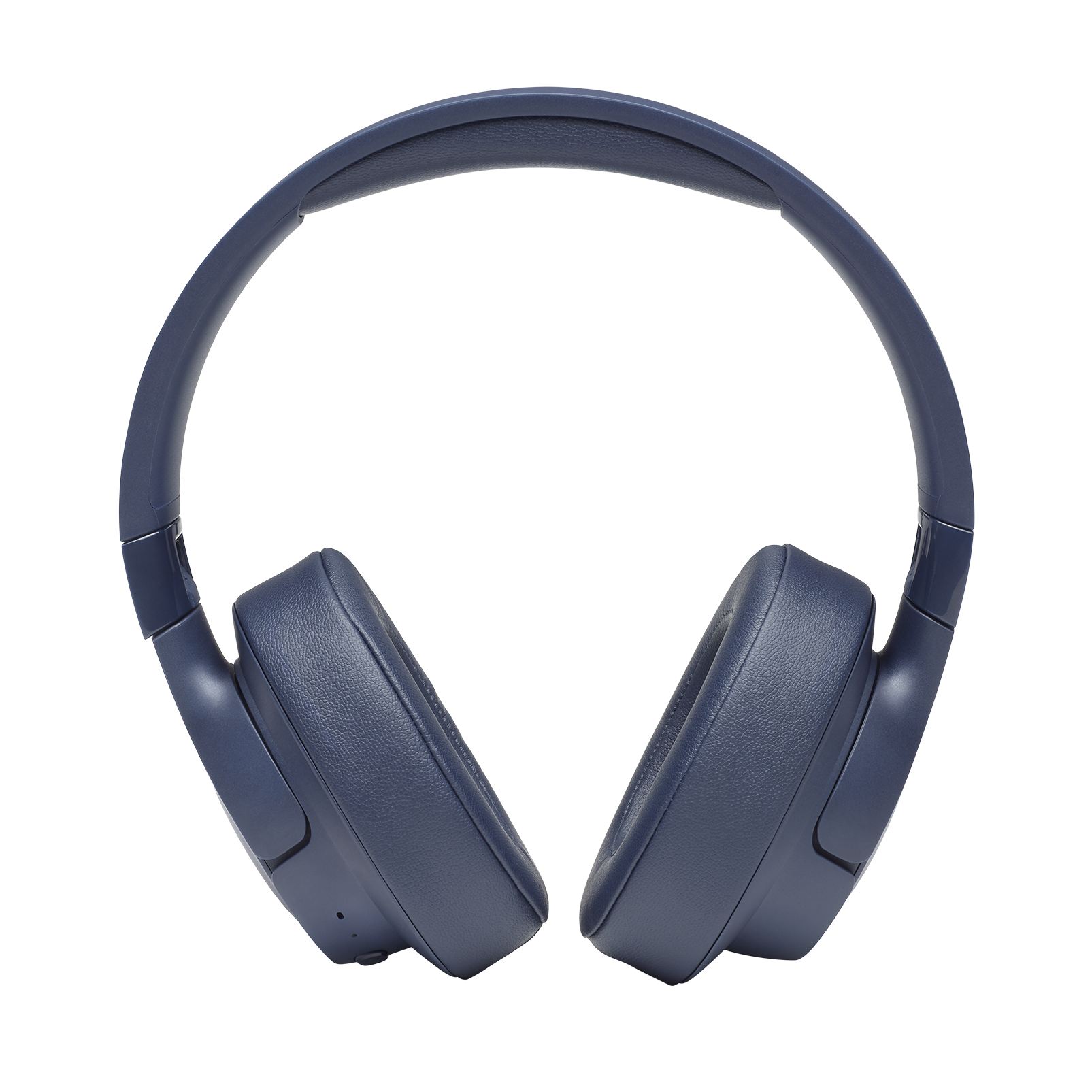 JBL TUNE 700BT - Blue - Wireless Over-Ear Headphones - Front