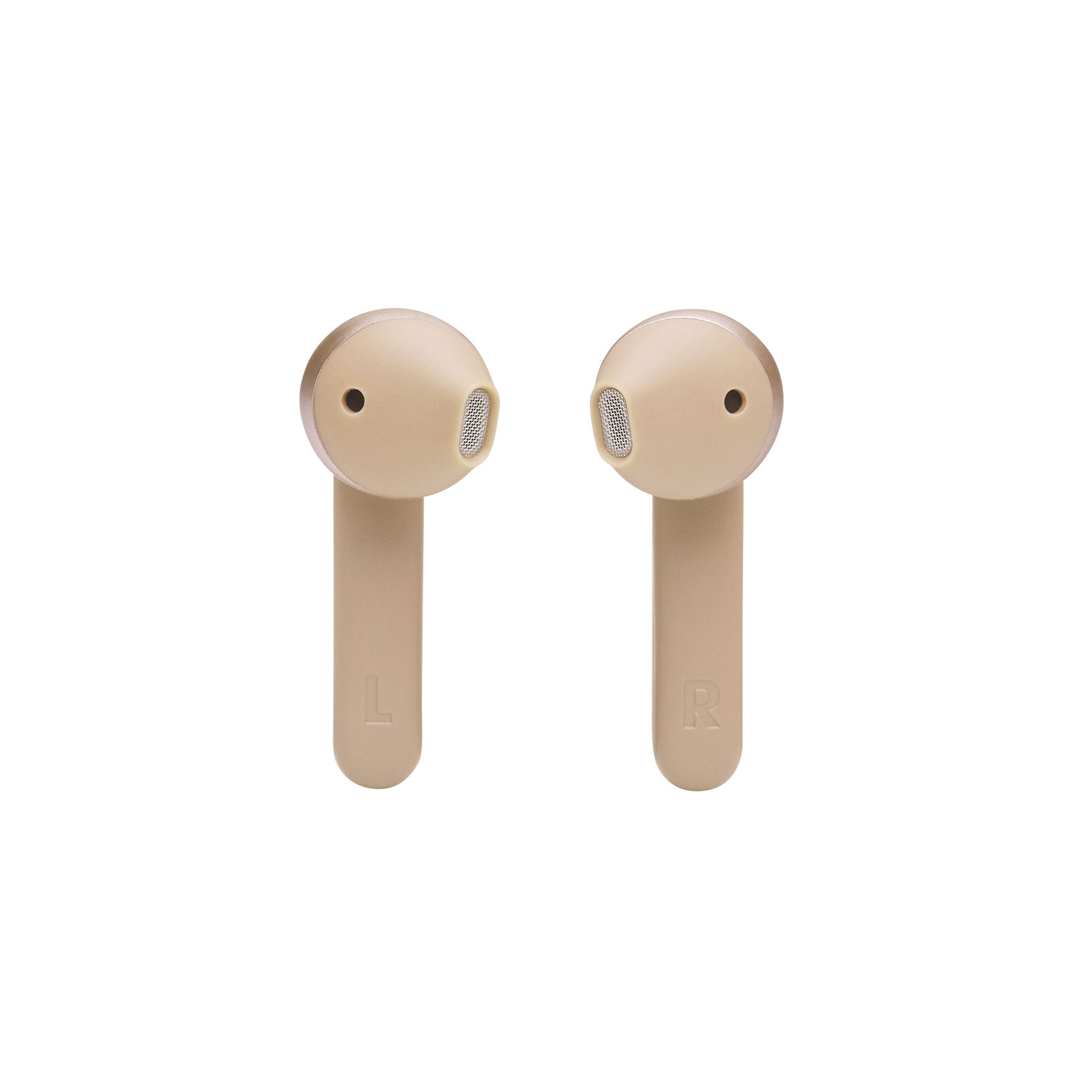 JBL Tune 225TWS - Gold - True wireless earbud headphones - Detailshot 1
